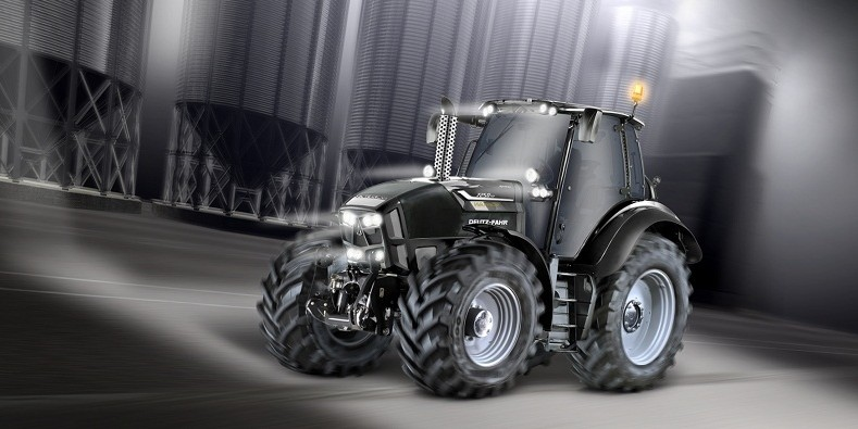 Новинка: трактор DEUTZ-FAHR 7250 TTV WARRIOR