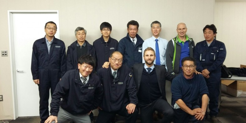 Regional Meeting Nakashibetsu, October 2016