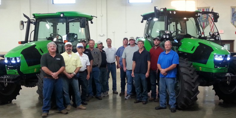 October 2015 Service Class in California and Texas