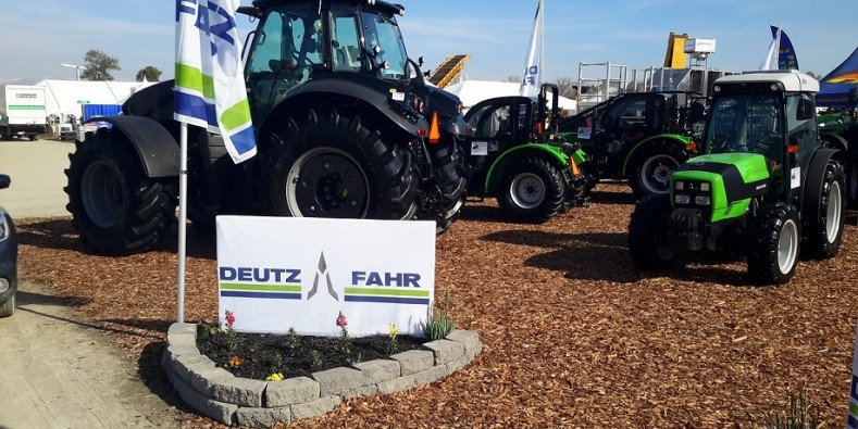 DEUTZ-FAHR present at WORLD AG EXPO 2017