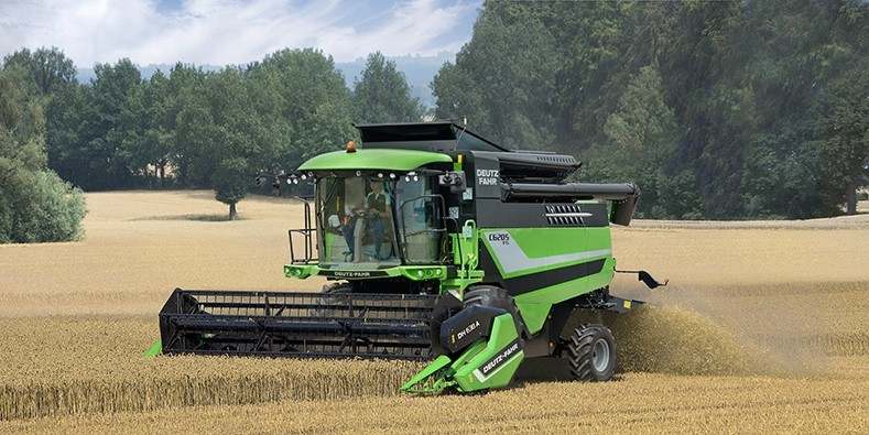 The new C6000 Series from DEUTZ-FAHR