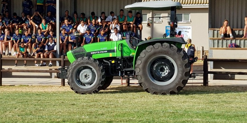 """DEUTZ-FAHR Crafted for South Africa"" Competition won by Augburg Landbou Gimnasium in Western Cape"