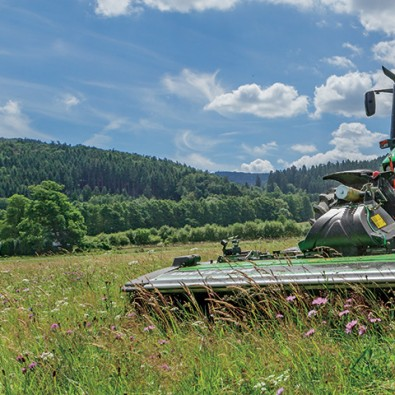 DEUTZ-FAHR DrumMowers
