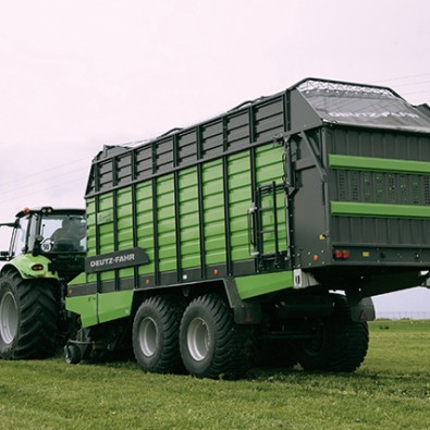 DEUTZ-FAHR Loader Wagons