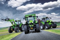DEUTZ-FAHR 6 Series Range