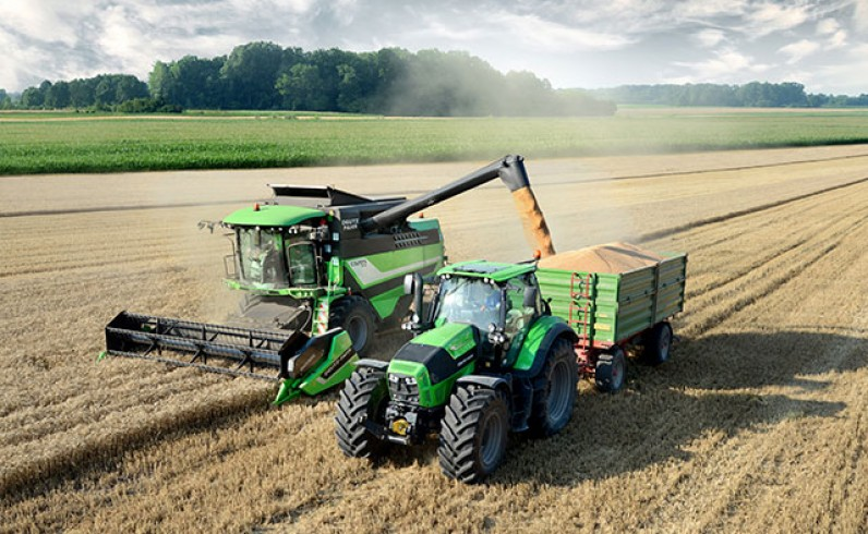 Harvest transport - C6000 Series