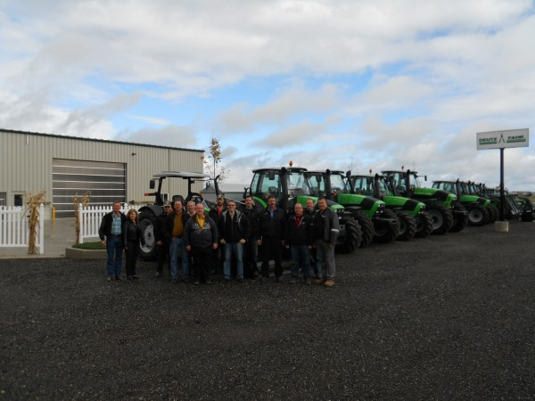 PRODUCT TRAINING NEW DEUTZ-FAHR SERIES