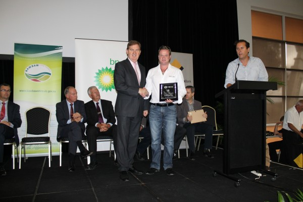 7250 TTV Agrotron adds another award to its portfolio