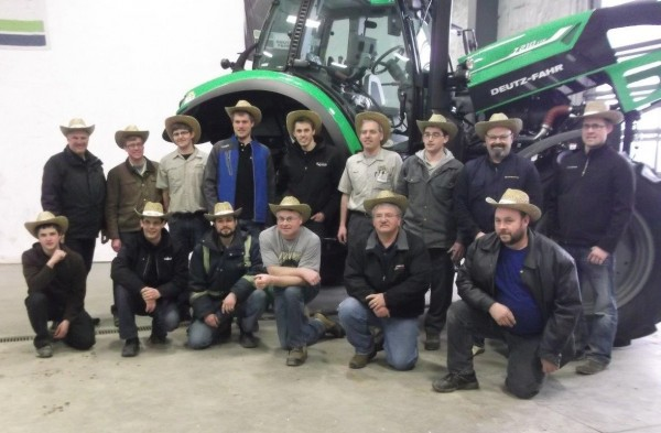 2015 French Service Traning in Ontario, Canada