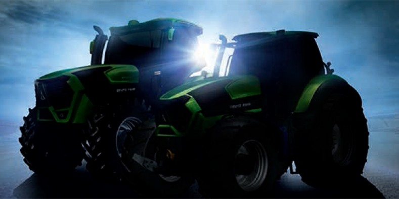 New DEUTZ-FAHR products at AGRITECHNICA 2013