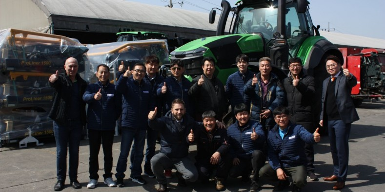 Sales Training SOUTH KOREA, March 2018
