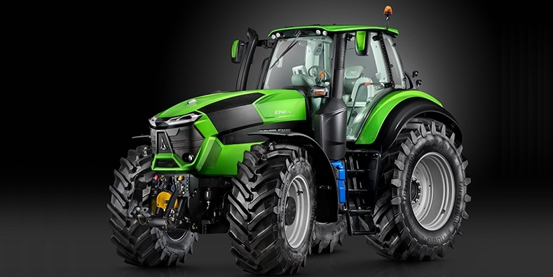 The 9 Series is a finalist for the Tractor of the Year 2015