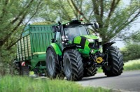 DEUTZ-FAHR 6 Serie  RCshift