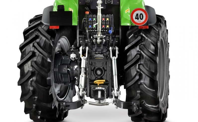 PTO - Series 5DF TTV ActiveSteer
