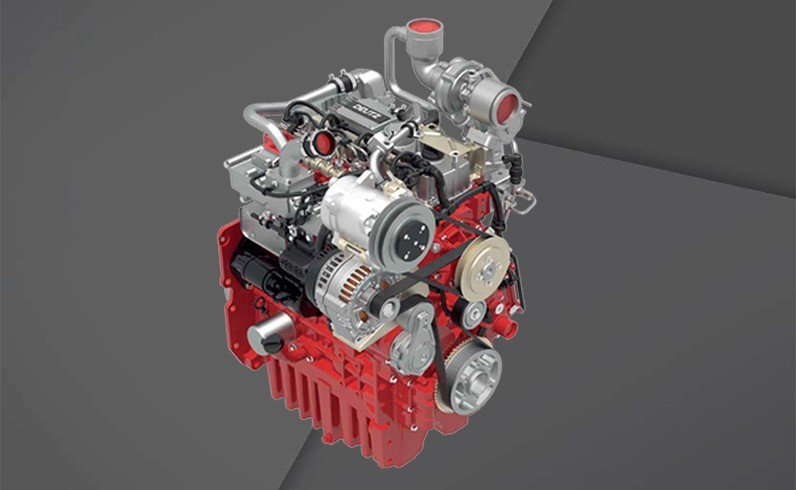 Engine - 5 Series TTV