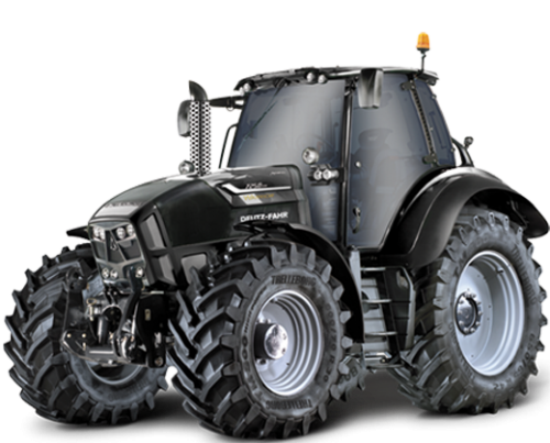 7250 TTV WARRIOR - Tractors Open field - DEUTZ-FAHR
