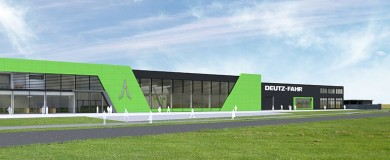 The DEUTZ-FAHR ARENA. Another step into the future 'Made in Germany'