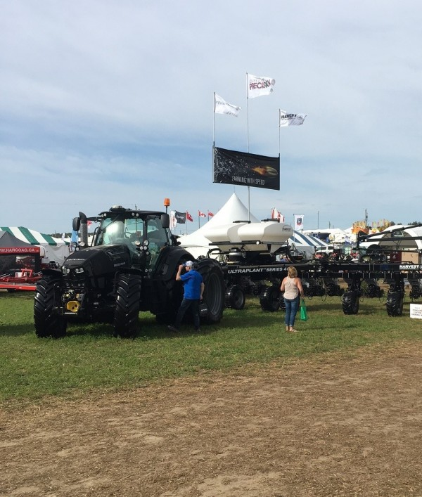 Wellington County International Plowing Match and Rural Expo in Minto, ON
