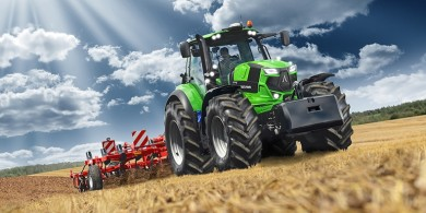 The new 7 Series from DEUTZ-FAHR