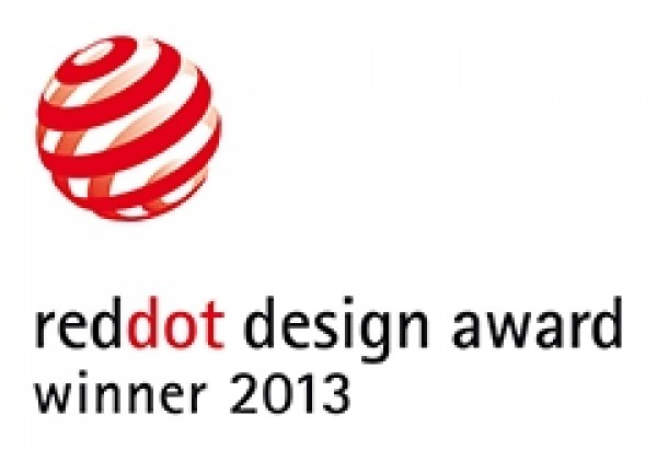 2013 RED DOT PRODUCT DESIGN AWARD