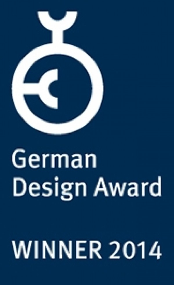 GERMAN DESIGN AWARD 2014 WINNER