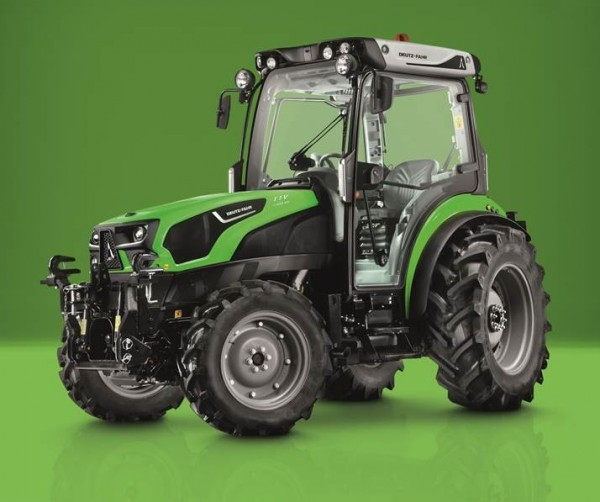 Technology update for continuous specialist tractors