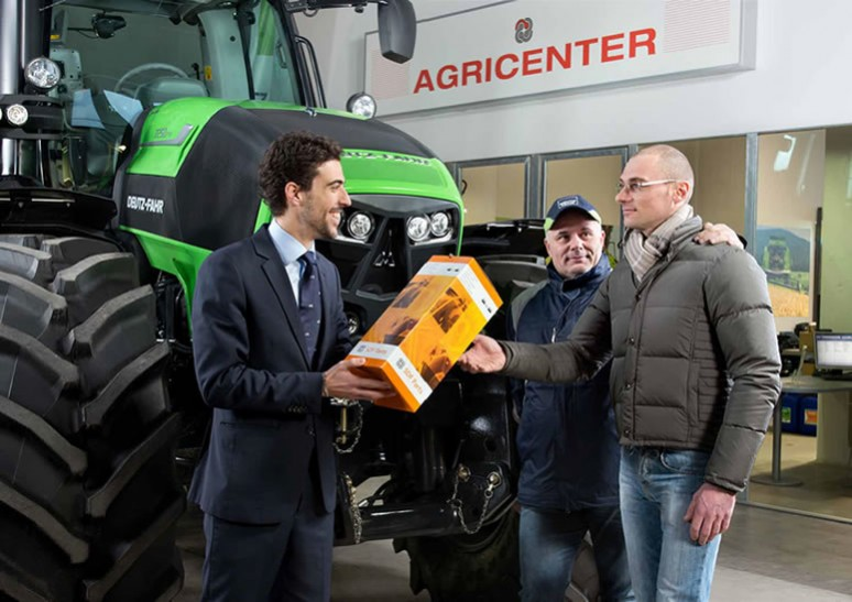 Agricenter: lo specialista