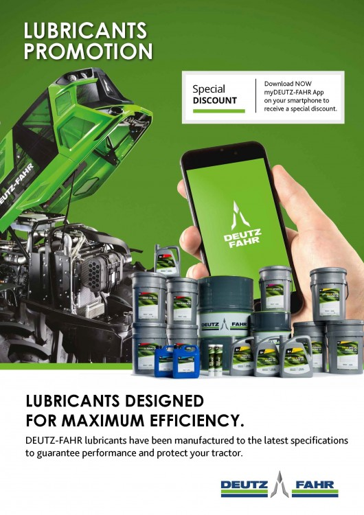 LUBRICANTS PROMOTION