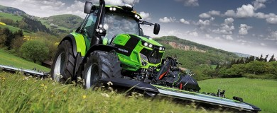 The new 6 Series from  DEUTZ-FAHR